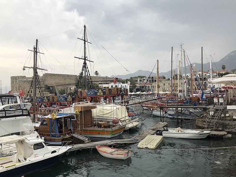 Kyrenia havn